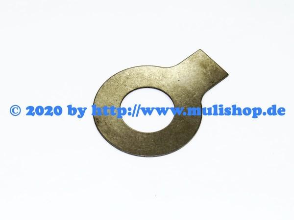 Sicherungsblech für Lenkgetriebehebel M25, M26.0