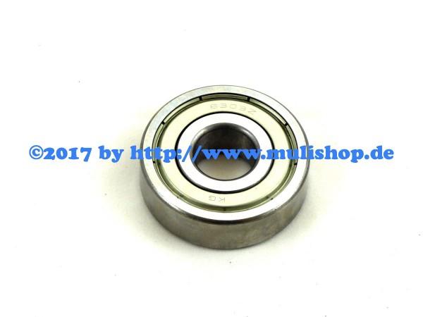 Rillenkugellager 6303 Z für Schildlager Lichtmaschine M25