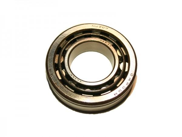 Zylinderrollenlager NU 207 EN