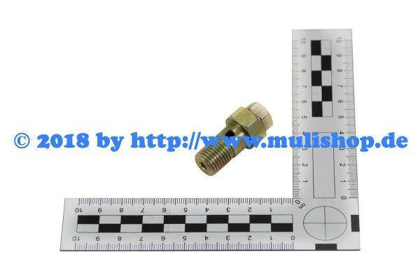 Überströmventil / Kraftstoffventil für Einspritzpumpe M14x1,5 für M25