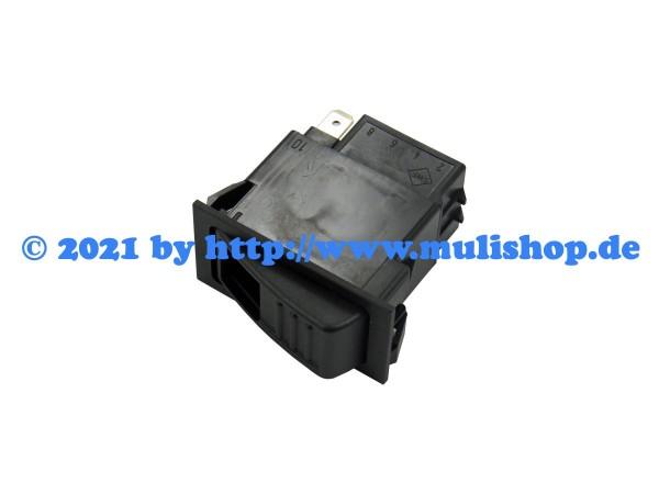 Schalter Warnblinken M26