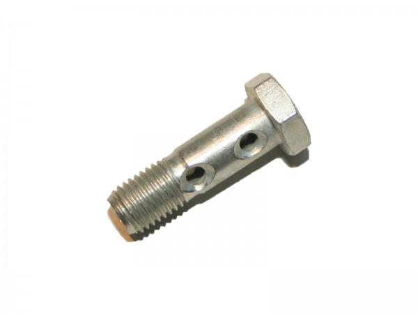 Hohlschraube M8 x 1 - 26mm 2-Loch