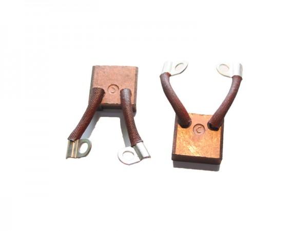 Kohlebürstenpaar für Anlasser 3PS