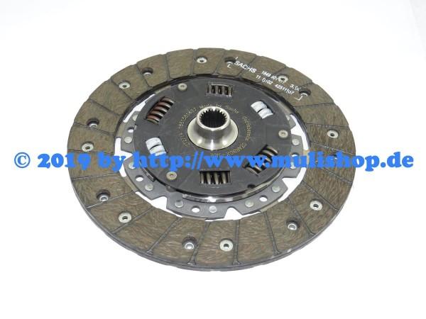 Kupplungsscheibe D=228mm M26.1 5-Gang