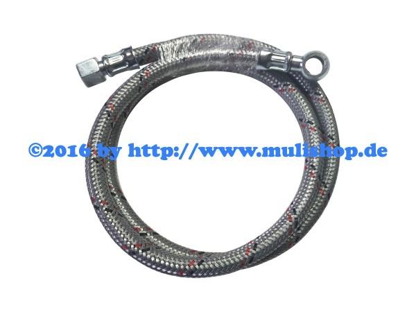 Schlauchleitung Rücklauf 8 x 1250mm