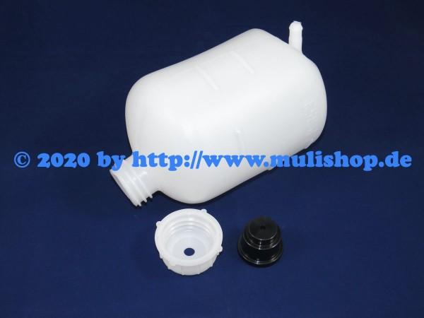 Ausgleichbehälter 1 Ausgang mit Ventil und Deckel für M24, M25