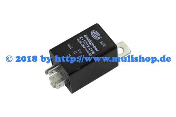Blinkgeber elektronisch 12V