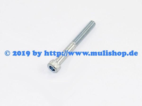 Zylinderschraube DIN 912 - M6x50-10