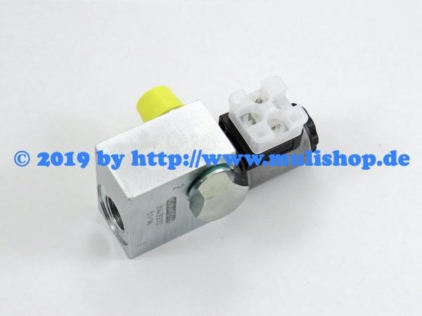 Sitzventil magn. WSM 06020 Z-01-C-V-12DG