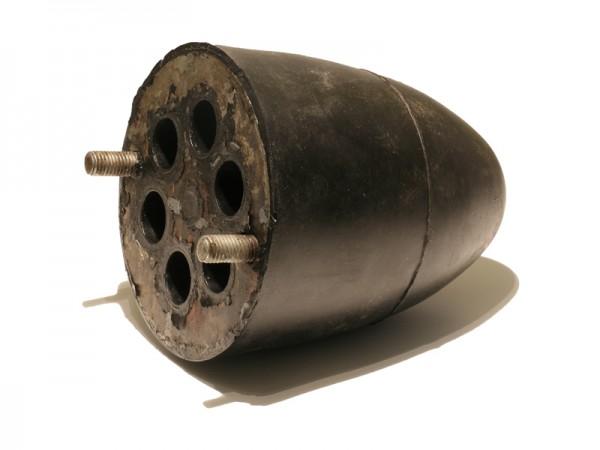 Gummifeder (Kegel) Hinterachse GF 7