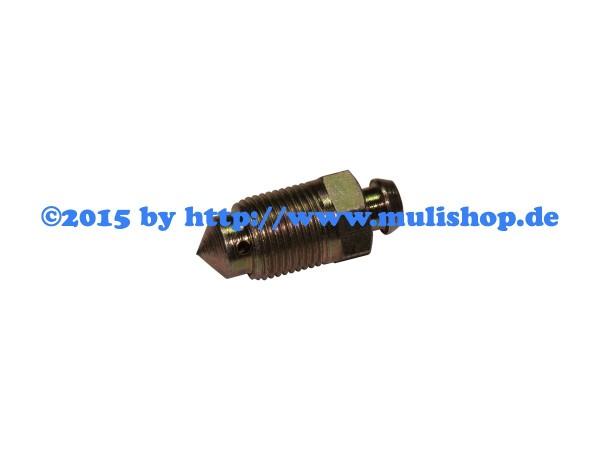Entlüftungsschraube Radbremszylinder M12