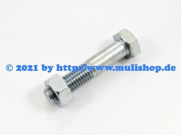 Sechskantschraube mit Mutter M14x70 für Stabilisator M25.2, M26.0-7, M27, M30, M31