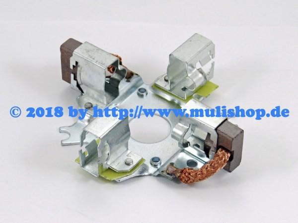 Schildlager mit Kohlebürsten für Anlasser 3PS für M24 / M25