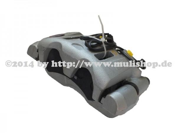 Schwimmsattelbremse LINKS komplett mit Bremsbelag M26