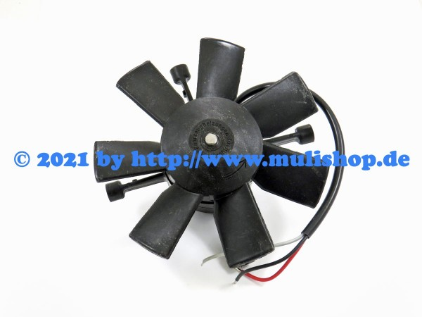 Lüfter mit Motor 12V für M26.0-4