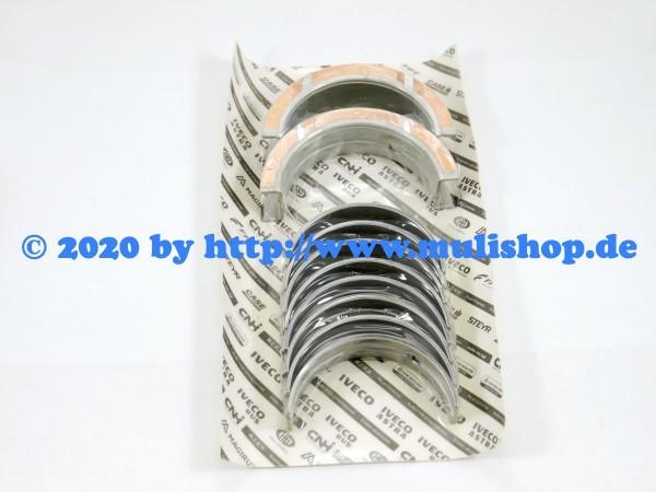 Kurbelwellenlagersatz 0,00 Standartmaß M26.4/5 M30-E3 IVECO
