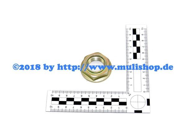 Bundmutter M24x1,5 für M26 und M30-E3