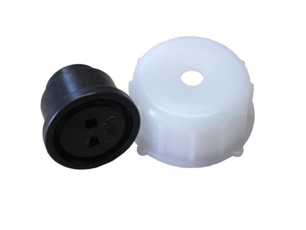 Ventil und Deckel für Ausgleichbehälter