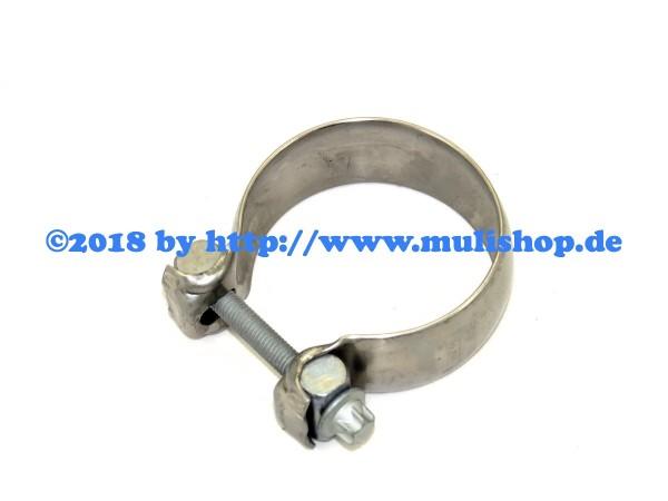 Kugelzonenabgasschelle SEC60-35 für Auspuff M27 M30-E4/E5