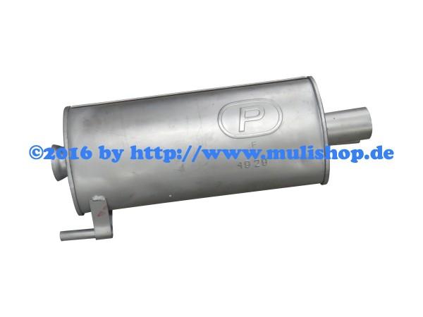 Schalldämpfer für FUMO/M30 E4/5 und M31
