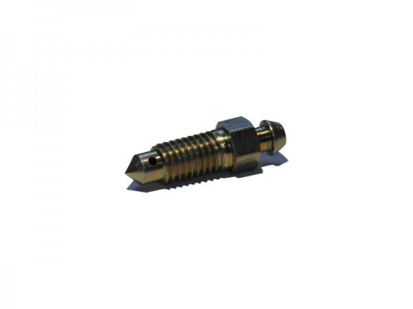 Entlüftungsschraube Radbremszylinder M8 x 1,25