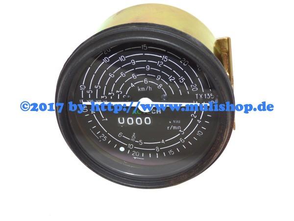 Tachometer mit Betriebsstundenzähler Belarus MTS 50/52/80/82