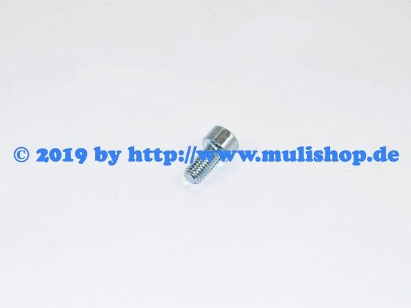 Zylinderschraube DIN 912-M8x16-8.8
