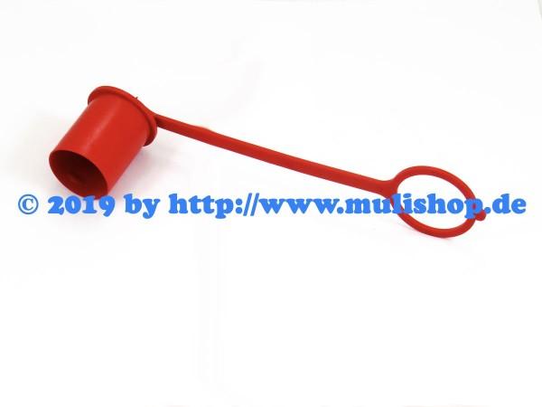 Staubschutzkappe Stecker SKS 2 0 zubs