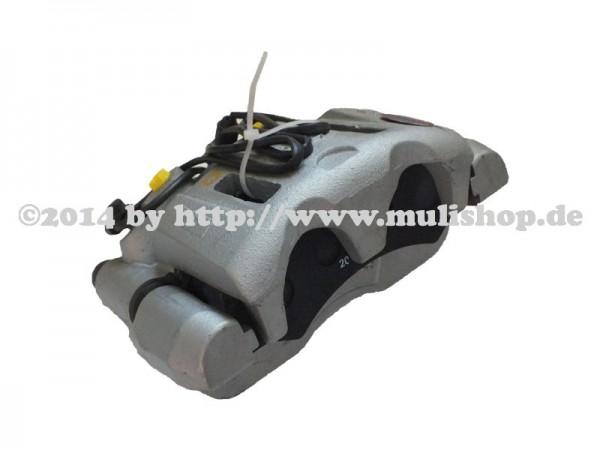 Schwimmsattelbremse RECHTS komplett mit Bremsbelag M26