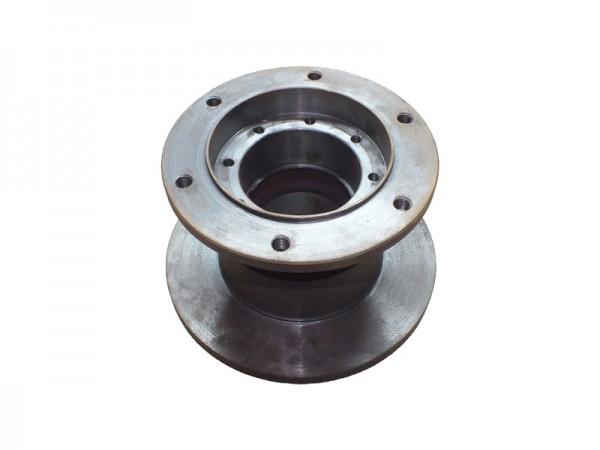 Radnabe mit Bremsscheibe CLAAS-Achse 8-Loch