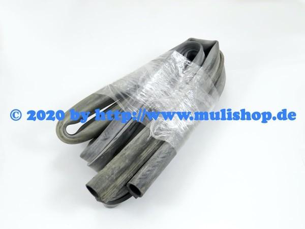 Gummiprofil für Kabinenboden (Omegaprofil) M25