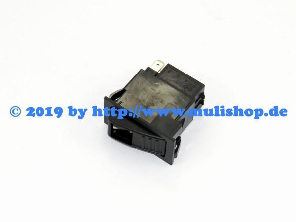 Schliesser-Wechsler 0-I-II2fach gerastet