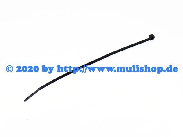 Kabelbinder T18 IW schwarz
