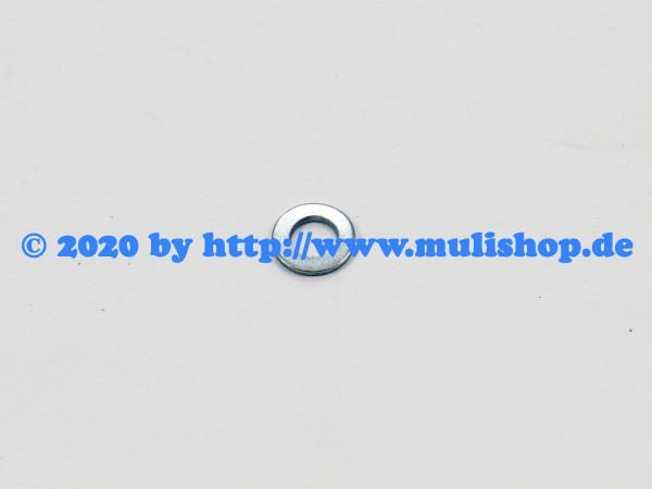 Scheibe DIN 125 A5,3-140 HV