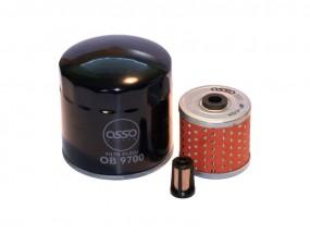 Filterset für M25 Cunewaldemotor